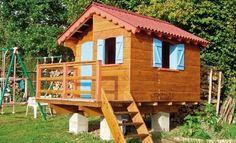 DOSSIER : je veux une cabane dans le jardin