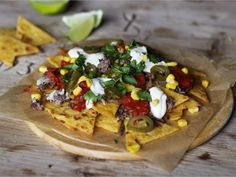 Viikonlopun suolapala: itse tehdyt bataattitortillat/nachot
