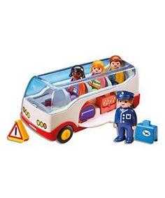 Playmobil 123 Coach