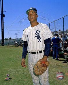 Chicago White Sox - Sandy Alomar Sr. Photo