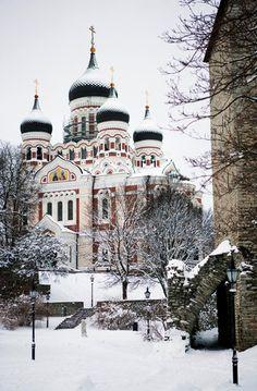 Tallinn, Estonia #COLOURFULESTONIA #VISITESTONIA