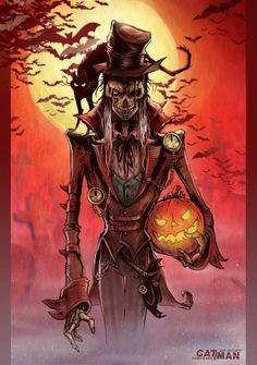 Top hat, mask,  awesome costume idea