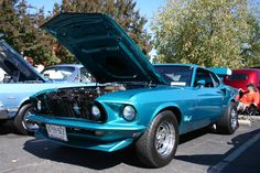 1969 Ford Mustang   Flickr - Photo Sharing!