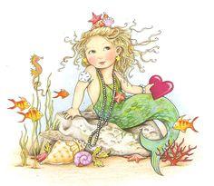 Mermaid | Mary Engelbreit