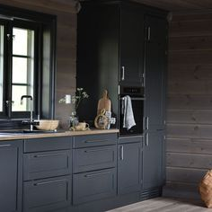 Cabin Kitchens, Armoire, Kitchen Cabinets, Furniture, Home Decor, Country, Modern, Kitchens, Clothes Stand