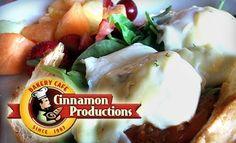 Cinnamon Productions  Ladera Ranch & Rancho Santa Margarita  Best Breakfast!!!