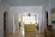 arched doorways are on my dream house list. so pretty!