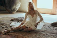 Rue De Seine LOVE SPELL 2016 Campaign photography: Zoey Grossman Model: Britt Maren #ruedeseine #lovespell #beaugown