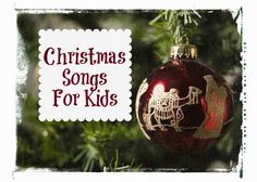Christmas songs and action rhymes to sing with preschoolers and toddlers. Songs include Reindeer Pokey, We Wish You a Merry Christmas, The Lights on the Tree, and Away in a Manger