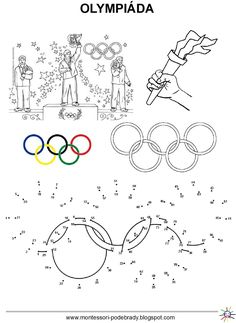 Olympic Crafts, Olympic Games, Physical Education Lessons, Kids Education, Colouring Pages, Coloring Books, Sports Activities For Kids, Pe Lessons, International Games