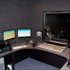 Studio I built for American Values