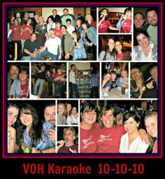 Karaoke for a Kure. ;-)