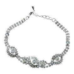 Deco Starlet Wedding Bracelet (sj)