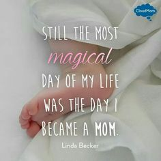 Absolutely true!.. Never thought when I heard my oldest call me Momma on her own would bring tears it did. And my youngest has been one of my greatest blessings. .it is amazing to be their Mom! Love my life..thank you Jesus!
