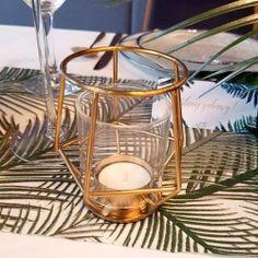 Nowość! Designerski lampionik na tealight to absolutny hit w dekoracjach stołów na wesele! #kolekcjaslubne #slub #wesele #dekoracjeslubne #podziekowaniadlagosci #botanica Tea Lights, Candle Holders, Candles, Metal, Modern, Trendy Tree, Tea Light Candles, Porta Velas, Candy