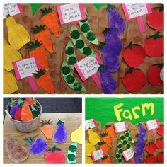 197 Best Crafts Fruit And Vegetables Images Art For Kids Crafts
