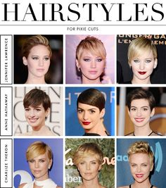 Gorgeous (and Seriously Simple) Ways to Style Your Pixie Cut     Daily Makeover