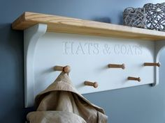 Hat And Coat Rack - home decorating