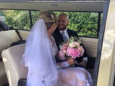 Congratulations to Sarah and Dean, married and celebrating at High House Farm Brewery. Chauffeur driven VW Campervan wedding hire throughout the NorthEast, Northumberland, Tyne&Wear, and Durham.