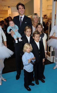 Princess Marie Chantal Photos: Marie-Chantal - Store Launch Party