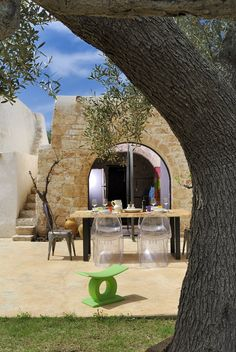View full picture gallery of Glass-cube + Trulli