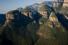 3 Rondavels, Mpumalanga, South Africa *Home sweet home* Visit South Africa, Monument Valley, Places Ive Been, Wanderlust, African, Spaces, Sweet, Travel, Candy