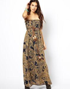 Meghan Fabulous Haile Maxi Dress