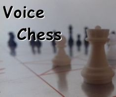Voice-chess, a Chess Board With Voice Commands Circuit Projects, Magnetic Field, Chess, Arduino, The Voice, Initials, Boards, Place Card Holders, Raspberry