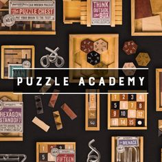 Professor Puzzle Ltd - specialist metal puzzle manufacturer in the UK