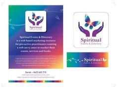 SPIRITUAL EVENTS & DIRECTORY – Branding