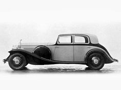 Hooper & Co. Rolls-Royce Phantom II Continental Sports Saloon