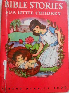 Bible story books for toddlers