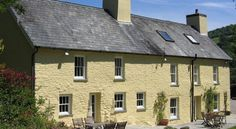 Ty Mawr Country Hotel Carmarthen Set in a 16th-century farmhouse, Ty Mawr Country Hotel boasts cosy log fires, original features and scenic views. On the edge of Brecha Forest, the hotel offers free parking and free Wi-Fi.