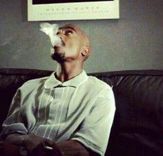 tupac and my non thug life