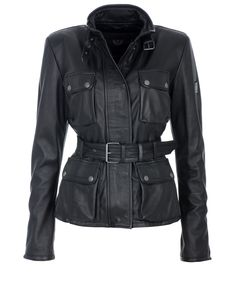 Belstaff - Lederjacke Motorcycle Jacket, Leather Jacket, Outlets, My Style, How To Wear, Design, Life, Fashion, Accessories