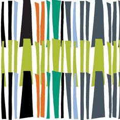 Graphic Stripes by Velásquez©2013