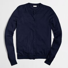 Factory Caryn cardigan sweater : cardigans | J.Crew Factory