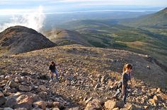 DONE: Flattop is the most-hiked mountain in Alaska and easily accessible from the Glen Alps trailhead.