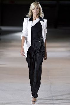 Anthony Vaccarello Spring 2013 Ready-To-Wear