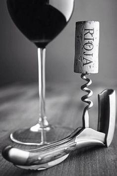 This photo makes Rioja look cool and inviting. Art Du Vin, Rioja Wine, Wine Lovers, Wine Vineyards, Wine Photography, Spanish Wine, Wine Art, Wine O Clock, Italian Wine
