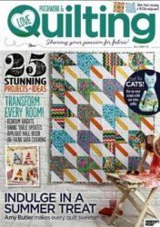 Love Patchwork & Quilting - Issue 25