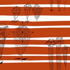 Trio Lucienne Day http://www.classictextiles.com/pages/index.cfm/lucienne-day/trio/#