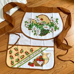 1970s unused aprons from #avhudobaestate sale now in Etsy! Sold separately. 1970s Kitchen, Apron, Etsy, 70s Kitchen, Aprons