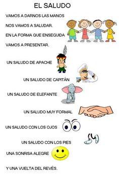 Spanish Songs, Spanish Lessons, Teaching Spanish, Spanish Posters, Preschool Songs, Preschool Education, Kids Corner, Nursery Rhymes, Kids And Parenting