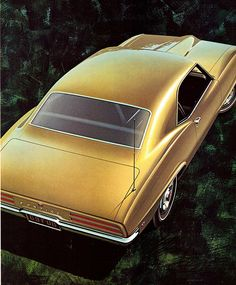 1969 Pontiac Firebird Hardtop