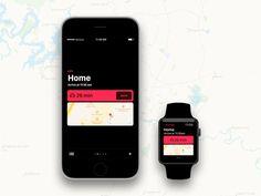 Journey app by Patrick Adiaheno