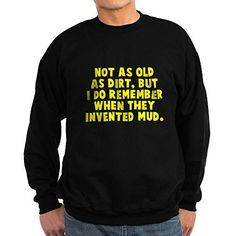 CafePress brings your passions to life with the perfect item for every occasion. With thousands of designs to choose from, you are certain to find the unique item you've been seeking. This classic crew neck sweatshirt is the perfect outdoor companion for life's adventures and all your... more details available at https://perfect-gifts.bestselleroutlets.com/gifts-for-elderly/product-review-for-cafepress-mud-sweatshirt-classic-crew-neck-sweatshirt/