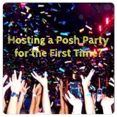 Posh Party Hosting Tips You get the much awaited email inviting you to co-host a virtual posh party...Hooray! You dance for joy, tell your PFFs!!! Then what?  Here are a few key pointers that have always helped me in the 4 posh parties I've co-hosted. I hope they'll be helpful to you too!   If you've co-hosted & have awesome tips please share them here too!!! We all benefit from each other's unique experiences.   Cheers to a memorable & amazing night! Congratulations!!!  kate spade Bags