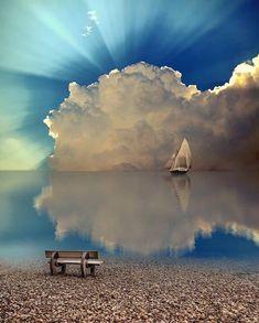 Stunning Sunrise Chios Island Greece