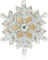 Applique Snowflake Scentportable Holder - Home Fragrance 1037181 - Bath & Body Works
